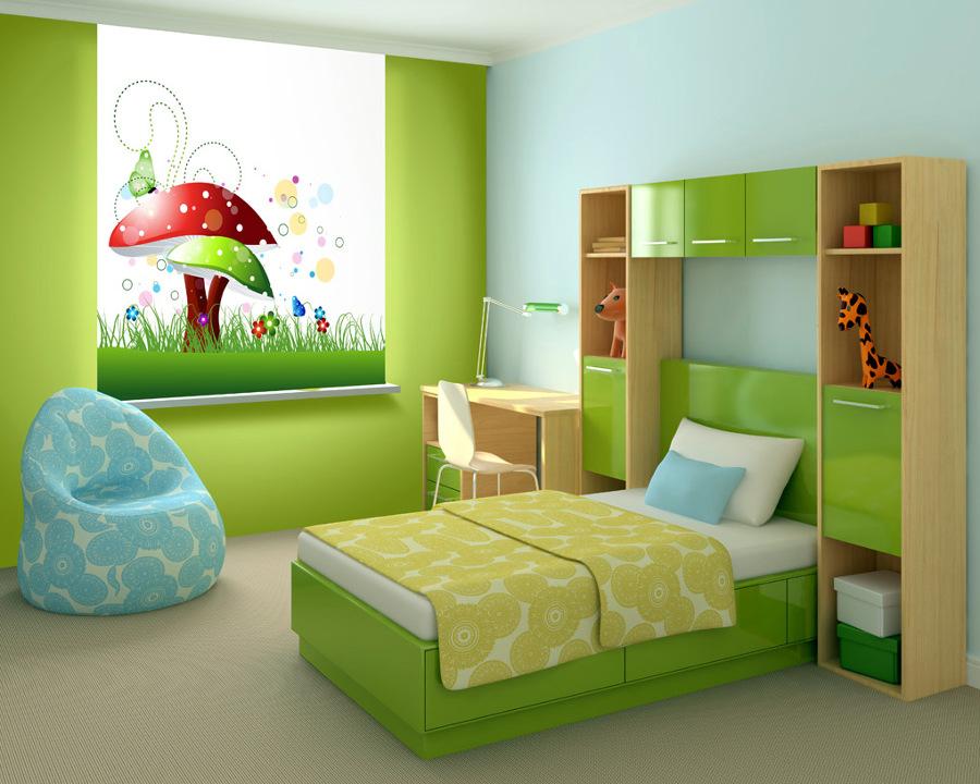 ideas para cortinas infantiles